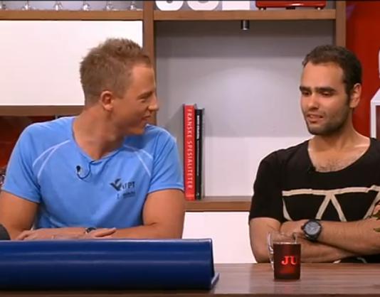 04c2bc76 Innslag på God morgen Norge, TV2 – Martin og A-lee prater om trening, helse  og julegaver